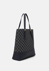 Lindex - BAG MIMMI - Shoppingveske - dark dusty blue - 1