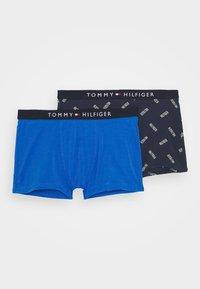 Tommy Hilfiger - TRUNK PRINT 2 PACK - Pants - blue - 0