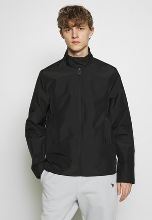 HARRINGTON JACKET - Summer jacket - black