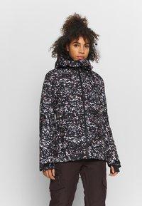 Roxy - ESSENCE  - Snowboard jacket - true black - 0