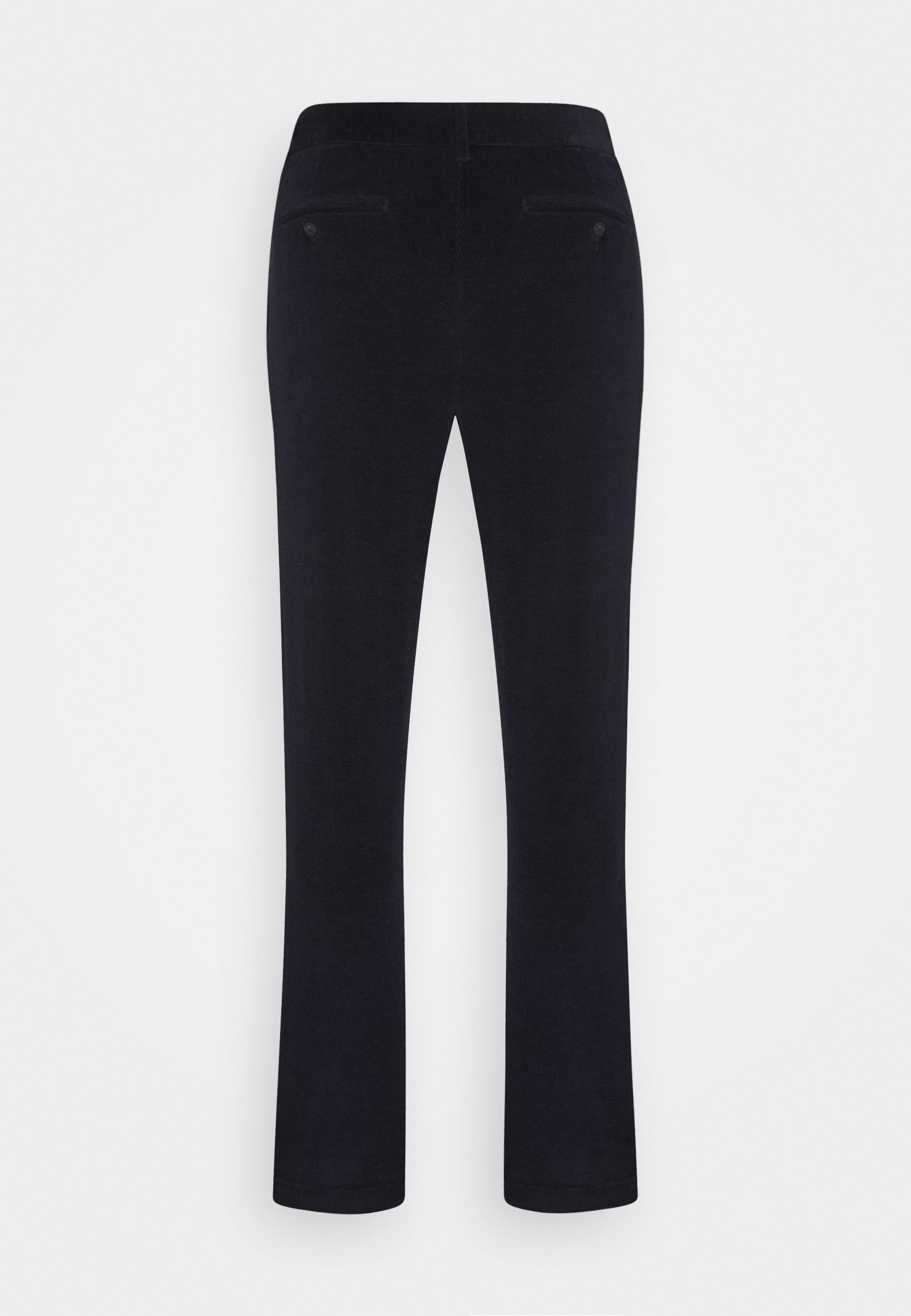 Les Deux Como Pants - Spodnie Materiałowe Dark Navy
