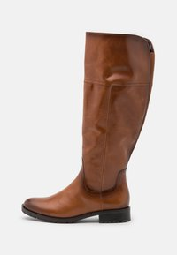 Gabor Comfort - XL - Vysoká obuv - whisky - 1