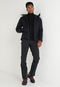 Mammut - RIME - Outdoor jacket - black phantom - 1