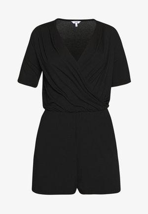 PAUSE - Overall / Jumpsuit /Buksedragter - black