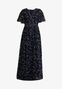 Apart - PRINTED DRESS - Maxi dress - midnightblue/multicolor - 3