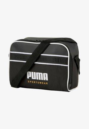 CAMPUS REPORTER UNISEX - Across body bag - puma black