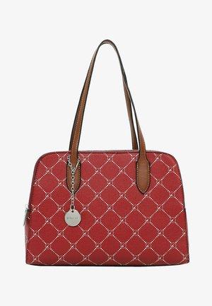ANASTASIA CLASSIC - Handbag - red