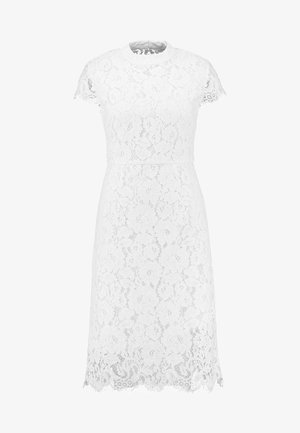 DRESS - Cocktailjurk - snow white