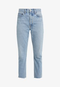 Agolde - RILEY HIGH RISE - Jeansy Relaxed Fit - zephyr - 4