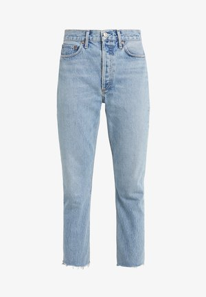 RILEY HIGH RISE - Relaxed fit jeans - zephyr