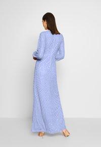 Sista Glam - DAISIANNE - Společenské šaty - blue - 2