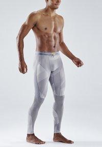 Skins - Leggings - grey geo - 4