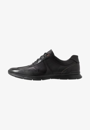 TYNAMO TIE - Sneakersy niskie - black