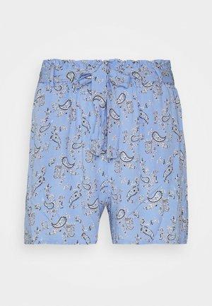 SHORT - Pyjama bottoms - bleu
