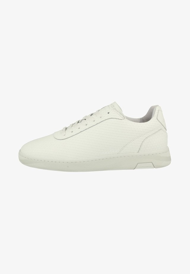 ZACK TRIANGLE BF - Sneakers laag - white