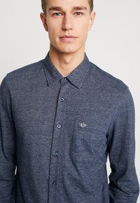 DOCKERS - ALPHA BUTTON UP - Shirt - pembroke infused slub - 5