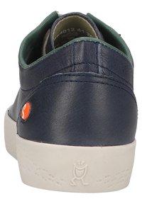 Softinos - Sneakersy niskie - navy/aqua - 2