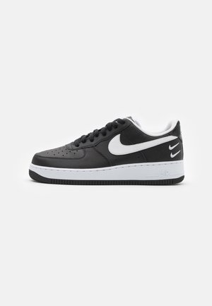 AIR FORCE 1 '07 - Matalavartiset tennarit - black/white/anthracite