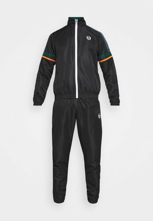 CRYO TRACKSUIT - Survêtement - black/botanical