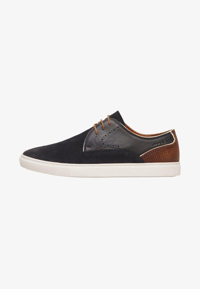 Van Lier - CARLO - Sneakers - dark blue