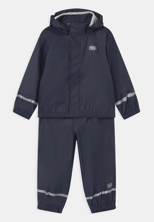 RAIN SET UNISEX - Impermeable - dark navy