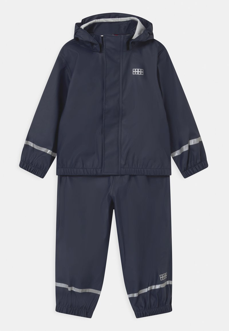 LEGO Wear - RAIN SET UNISEX - Impermeable - dark navy