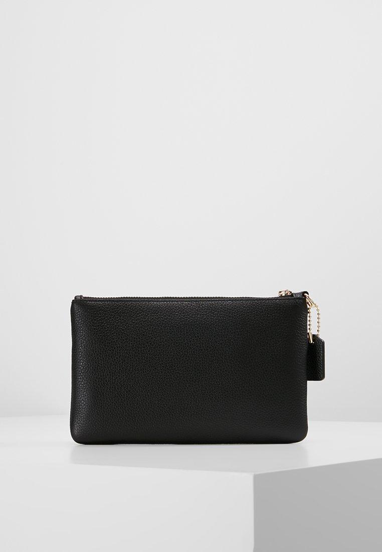 Coach Small Wristlet - Clutch Black/schwarz