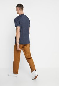 Tommy Jeans - TJM BLENDED TEE - T-shirt basic - blue - 2