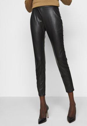 RANGHI - Leggings - Hosen - schwarz