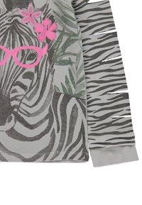 Boboli - Long sleeved top - grey - 3