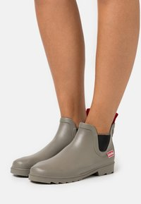 Derbe - STUMPSTEEN STEVEL - Wellies - brindle - 0