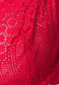 Etam - CHERIE CHERIE CLASSIQUE - T-shirt BH - red - 2
