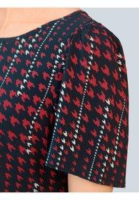 Alba Moda - Print T-shirt - marineblau,rot,weiß - 2