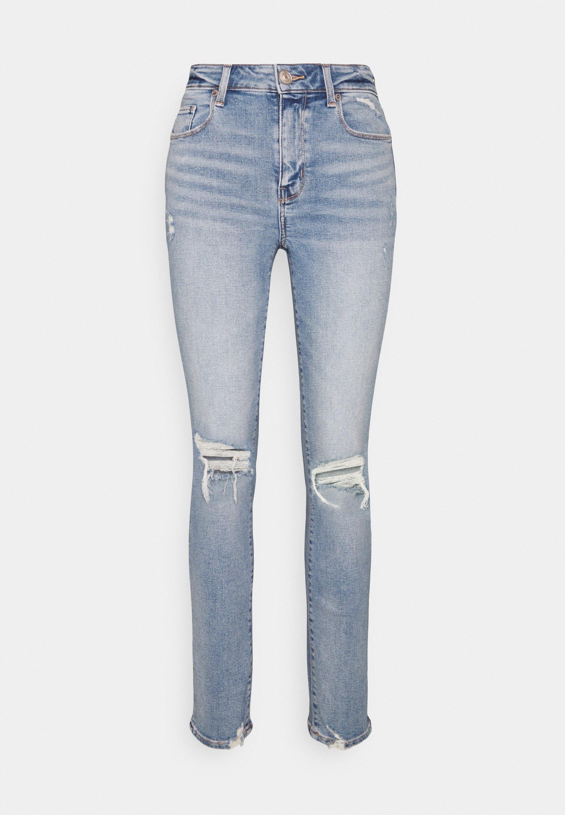 Women HI RISE SKINNY - Jeans Skinny Fit