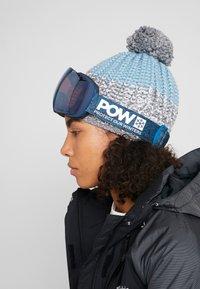 Giro - CONTACT PROTECT OUR WINTER - Lyžařské brýle - black/blue - 4