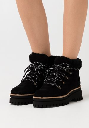 DIEGO - Winter boots - black