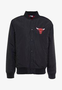 New Era - NBA TEAM LOGO JACKET CHICAGO BULLS - Club wear - black - 5