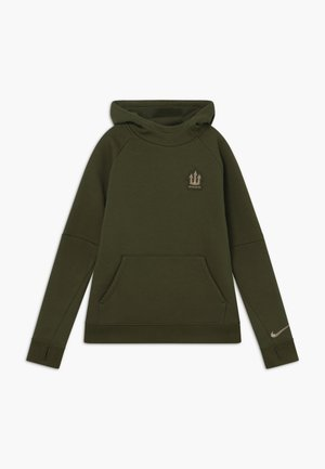 ATLETICO MADRID HOOD - Club wear - cargo khaki/khaki