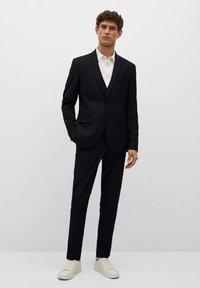 Mango - PAULO - Blazer jacket - schwarz - 4