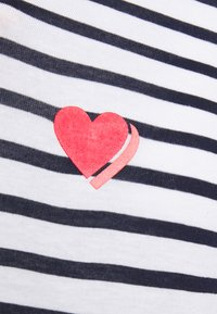 Gap Tall - Print T-shirt - heart navy - 2