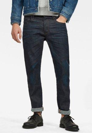 3301 STRAIGHT - Straight leg jeans - multi/coloured