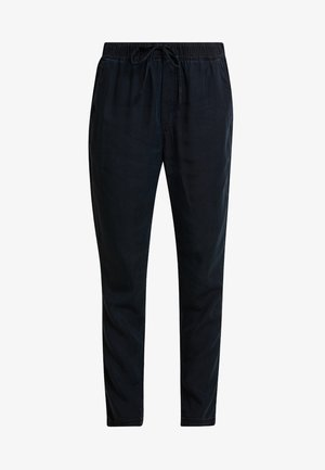 PANTS STYLE DRAWSTRING  - Jeans Tapered Fit - blue/blue denim