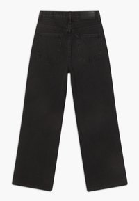 Grunt - WIDE LEG - Jeans Relaxed Fit - dusk black - 1