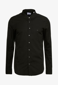Calvin Klein Tailored - EASY IRON SLIM - Košile - black - 3
