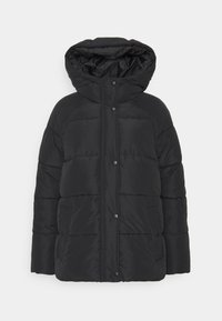 Monki - RINO JACKET - Winter jacket - black - 0