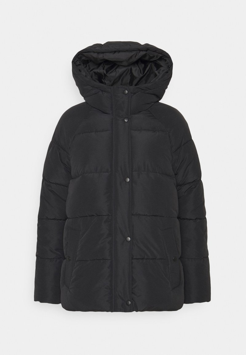 Monki - RINO JACKET - Winter jacket - black