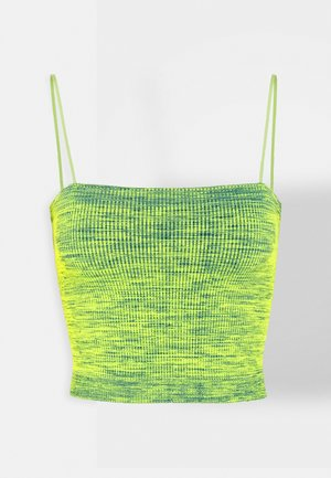BUNGEE STRAP TUBE  - Toppe - lime space