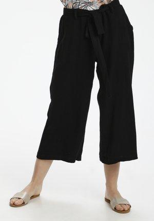 KALINY  - Trousers - black deep