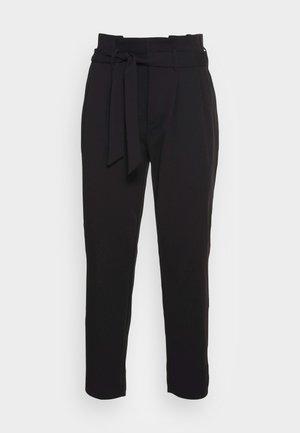 ONLSURI CAROLINA PANT - Kalhoty - black