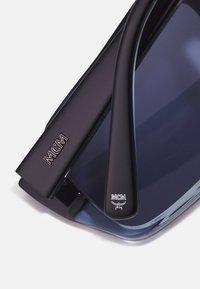 MCM - UNISEX - Sunglasses - blue/azure - 4